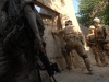 Royal Anglian infantrymen entering a compound to clear it of Taliban