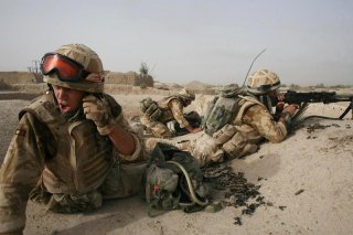 B coy in contact - Kajaki