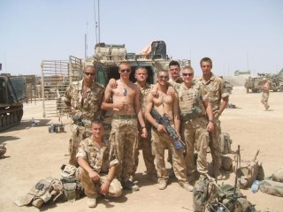 Band of Brothers, 1 Section, 2 Platoon, A Company
