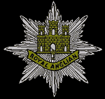 13-21 Royal Anglian regiment cap badge